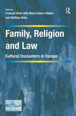 Family, Religion and Law book