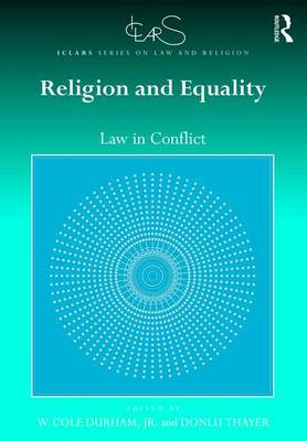 Religion and Equality by Professor W. Cole Durham, Jr.