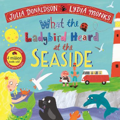 What the Ladybird Heard at the Seaside book