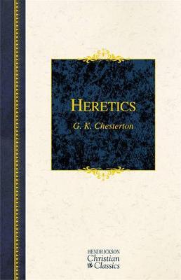 Heretics book