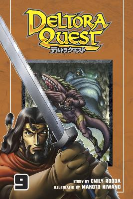 Deltora Quest 9 by Emily Rodda