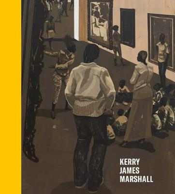Kerry James Marshall: History of Painting book