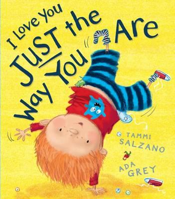 I Love You Just the Way You are by Tammi Salzano