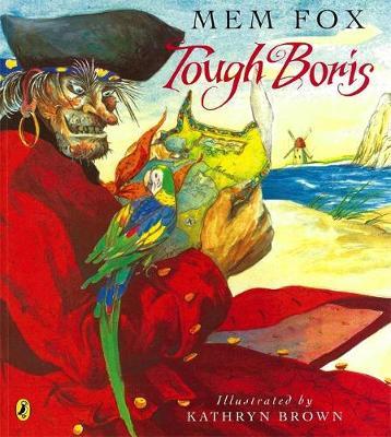 Tough Boris book