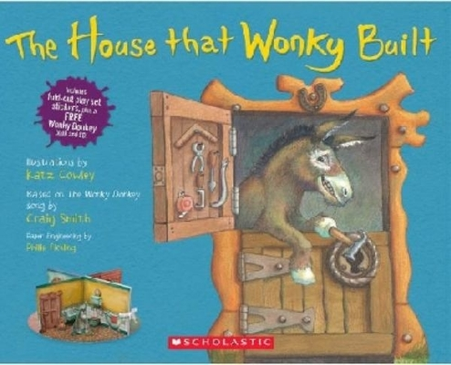 House that Wonky Built by Craig Smith
