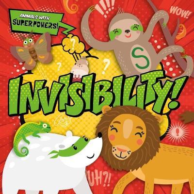 Invisibility! book