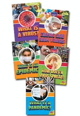 Understanding Viruses Set of 5 Books by Heather C Hukak