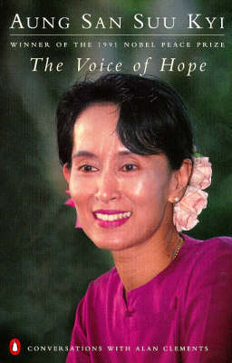 The The Voice of Hope by Aung San Suu Kyi