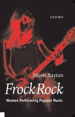 Frock Rock by Mavis Bayton