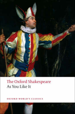 As You Like It: The Oxford Shakespeare by William Shakespeare