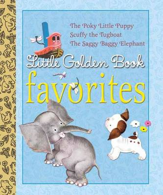 Little Golden Book Favorites by Golden Books
