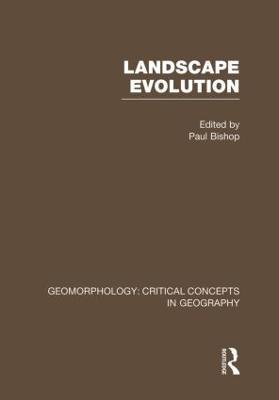 Landscape evolution book