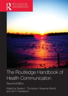 Routledge Handbook of Health Communication book