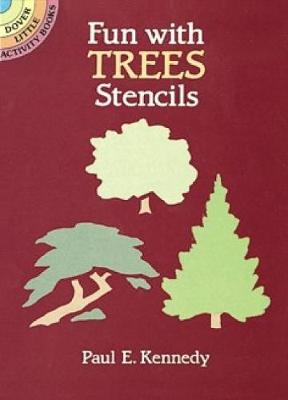 Fun with Trees Stencils book