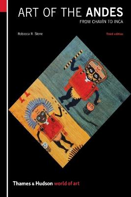 Art of the Andes book