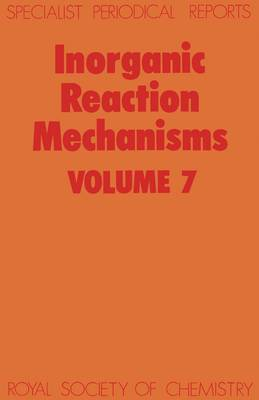 Inorganic Reaction Mechanisms by A. G. Sykes
