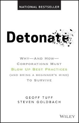 Detonate by Geoff Tuff