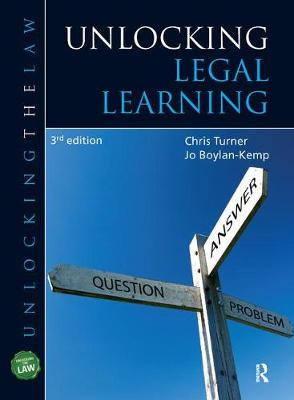 Unlocking Legal Learning book