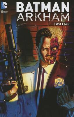 Batman Arkham Two Face TP by Paul Dini