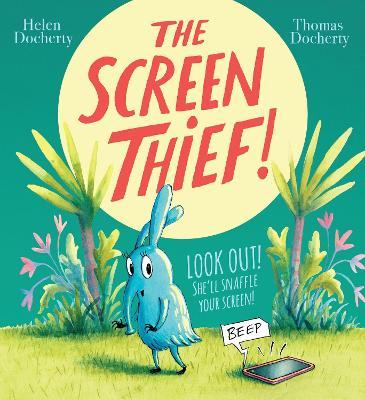 The Screen Thief PB book