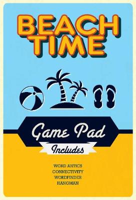 Beach Time Game Pad by Parragon Books Ltd