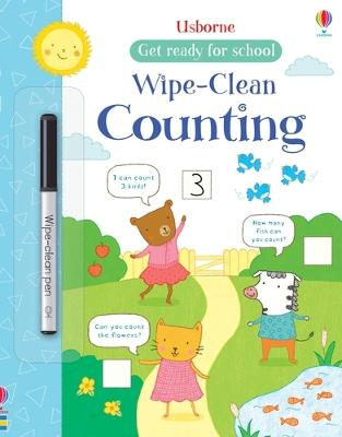Wipe-clean Counting book