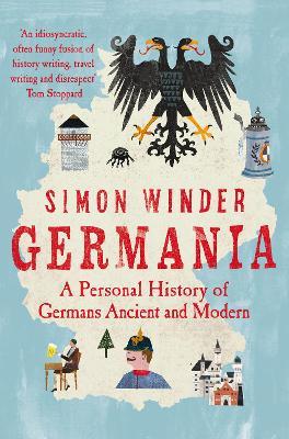 Germania by Simon Winder