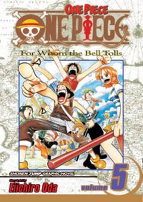 One Piece, Vol. 5 by Eiichiro Oda