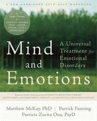 Mind and Emotions by Matthew McKay