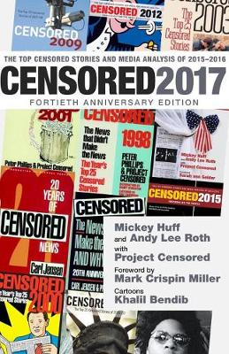 Censored 2017 by Project Censored
