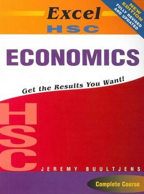 Excel HSC Economics book