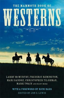 Mammoth Book of Westerns by Jon E. Lewis