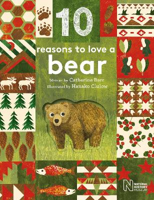 10 Reasons to Love... a Bear book