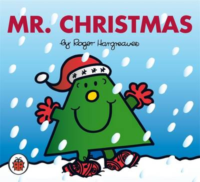 Mr Christmas by Hargreaves Roger