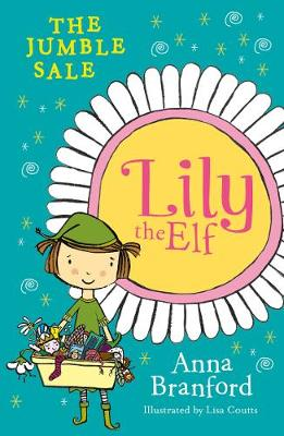 Lily the Elf: The Jumble Sale book