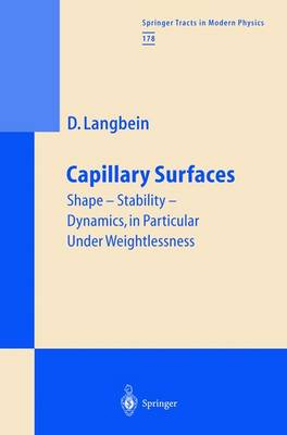 Capillary Surfaces by U. Merbold