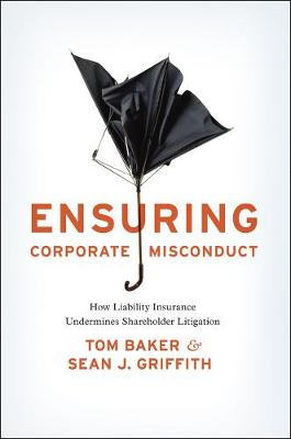 Ensuring Corporate Misconduct book