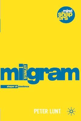 Stanley Milgram by Peter Lunt