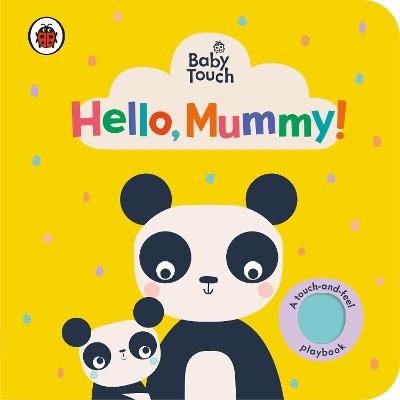 Baby Touch: Hello, Mummy! book