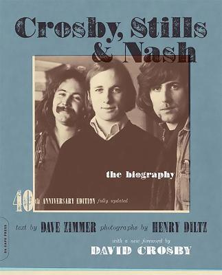 Crosby, Stills & Nash by Dave Zimmer