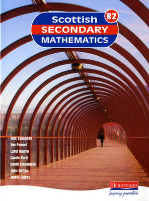 Scottish Secondary Maths Red Scottish Secondary Maths Red 2 Student Book Student Book No. 2 by Scottish Secondary Mathematics Group