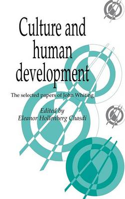 Culture and Human Development by John Whiting