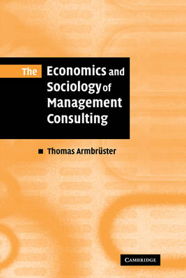 Economics and Sociology of Management Consulting book