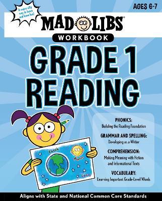 Mad Libs Workbook: Grade 1 Reading book