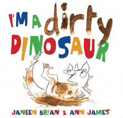 I'm a Dirty Dinosaur book
