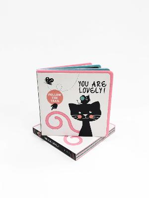 You Are Lovely! book