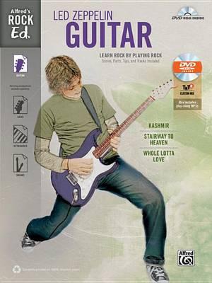 Alfred's Rock Ed. -- Led Zeppelin Guitar by Led Zeppelin