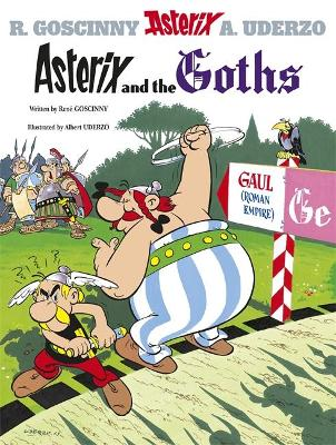 Asterix: Asterix and the Goths by Rene Goscinny