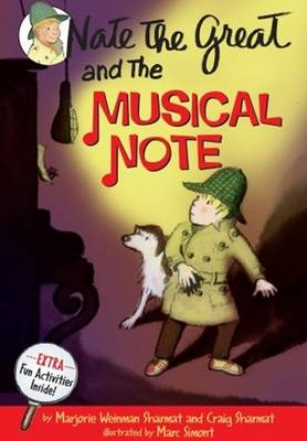 Nate the Great and the Musical Note by Marjorie Weinman Sharmat Sharmat