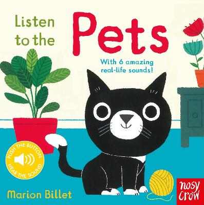 Listen to the Pets by Marion Billet